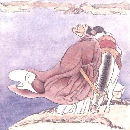 《易水歌》荆轲原文注释翻译赏析