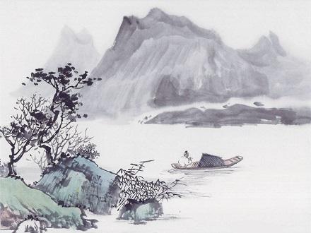 《正宫·鹦鹉曲》白贲元曲注释翻译赏析