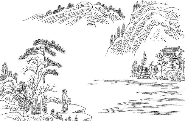 《山坡羊·潼关怀古》张养浩元曲注释翻译赏析