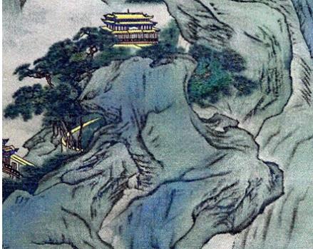 《山坡羊·骊山怀古》张养浩元曲注释翻译赏析