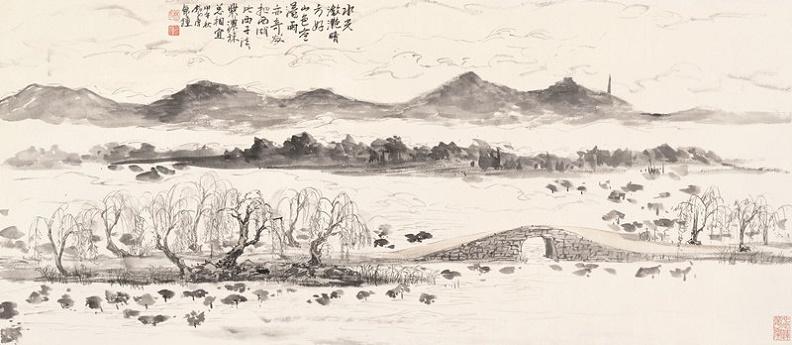 《饮湖上初晴后雨二首》苏轼原文注释翻译赏析