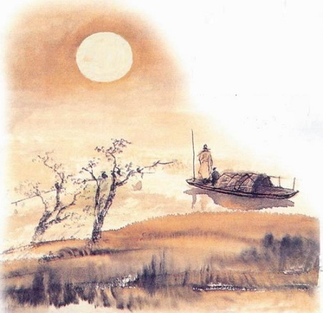 《江宿》汤显祖原文注释翻译赏析