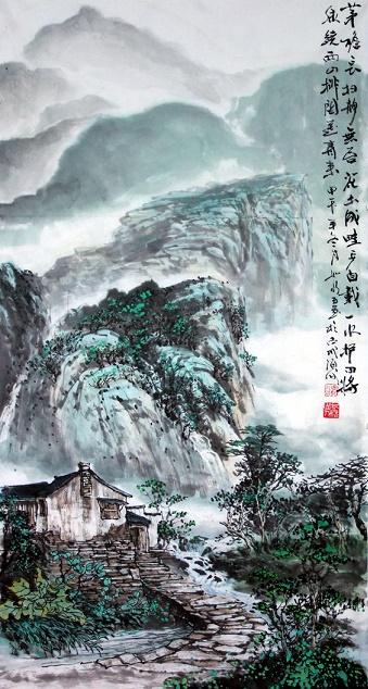 《书湖阴先生壁》王安石原文注释翻译赏析