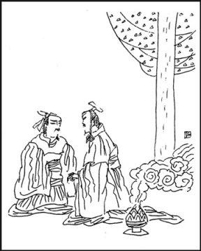《寡人之于国也》孟子文言文原文注释翻译