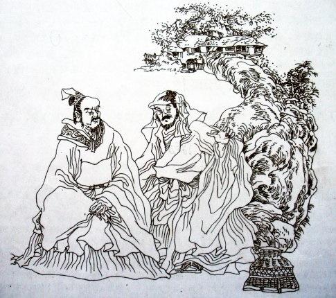 《惠子相梁》庄子文言文原文注释翻译