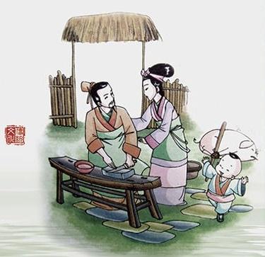《曾子杀猪》文言文原文注释翻译