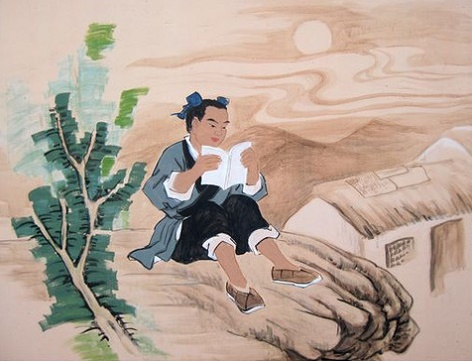 《陈元方年十一时》文言文原文注释翻译