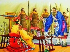 《烛之武退秦师》左丘明文言文原文注释翻译
