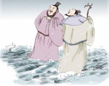 《秋水》庄子文言文原文注释翻译