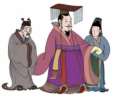 《赵宣子论比与党》文言文原文注释翻译