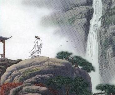 登高壮观天地间,大江茫茫去不还。全诗意思及赏析