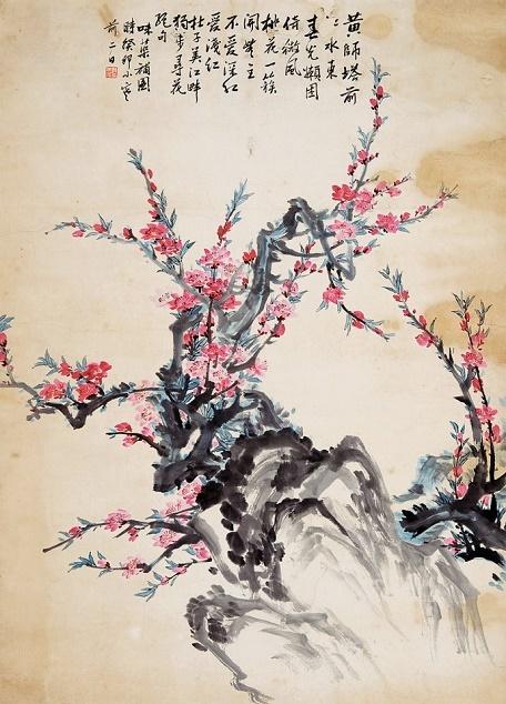 桃花一簇开无主,可爱深红爱浅红?全诗意思及赏析