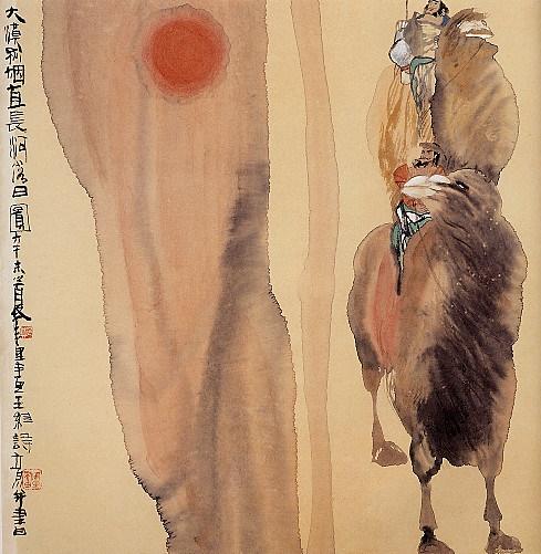 大漠孤烟直,长河落日圆。全诗意思及赏析