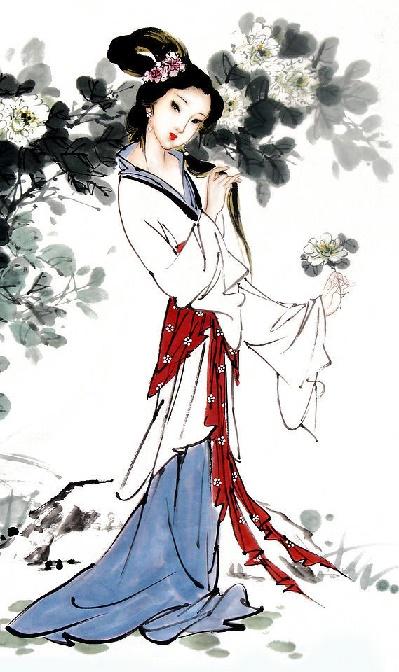 谢公最小偏怜女,自嫁黔娄百事乖。全诗意思及赏析