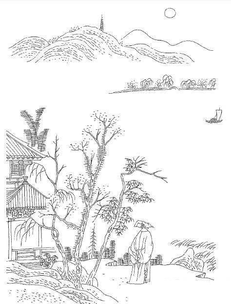 《水调歌头·落日绣帘卷》苏轼宋词注释翻译赏析