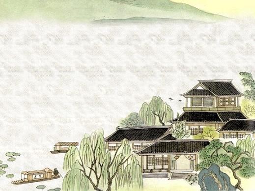 古诗钱塘湖春行中_描写西湖美景的名句
