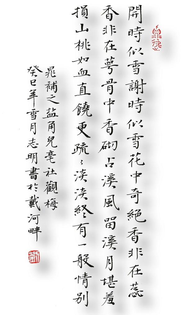 《盐角儿·开时似雪》晁补之宋词注释翻译赏析