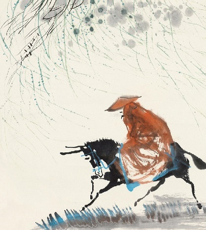 梦随风万里,寻郎去处,又还被、莺呼起。全诗词意思及赏析