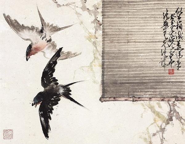 愔愔坊陌人家,定巢燕子,归来旧处。全诗词意思及赏析