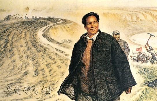 《五律·喜闻捷报》毛泽东原文注释翻译赏析