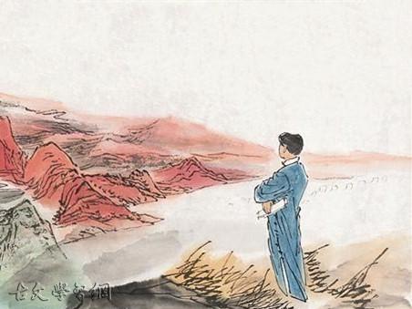 《五古·挽易昌陶》毛泽东原文注释翻译赏析