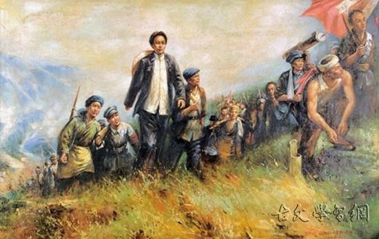 """《渔家傲·反第二次大""""围剿""""》毛泽东原文注释翻译赏析"""