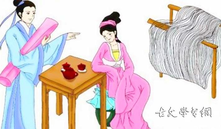 《氓》诗经原文注释翻译赏析