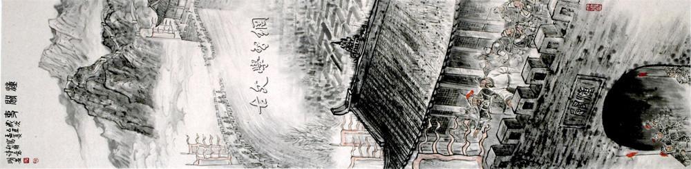 《潼关吏》杜甫唐诗注释翻译赏析