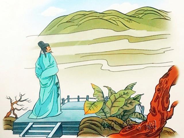 《咸阳城东楼》许浑唐诗注释翻译赏析