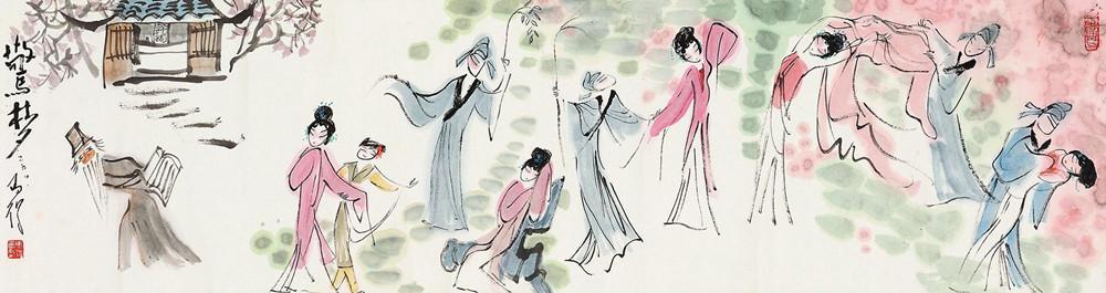 《皂罗袍·原来姹紫嫣红开遍》汤显祖原文注释翻译赏析